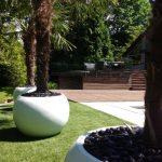Living Urban Planters